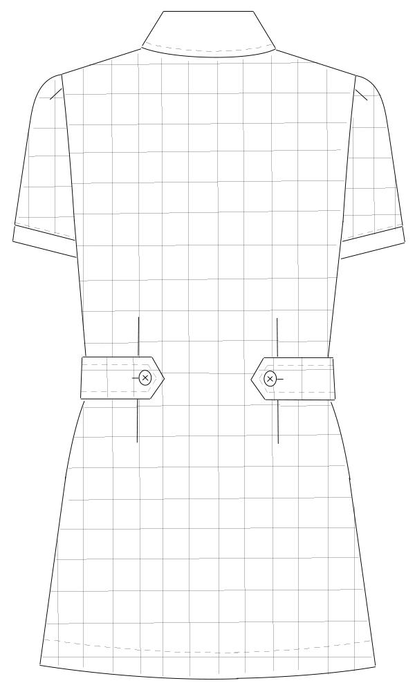 GC-2202 バックスタイルイラスト