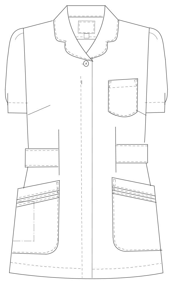 HE-1972 フロントスタイルイラスト