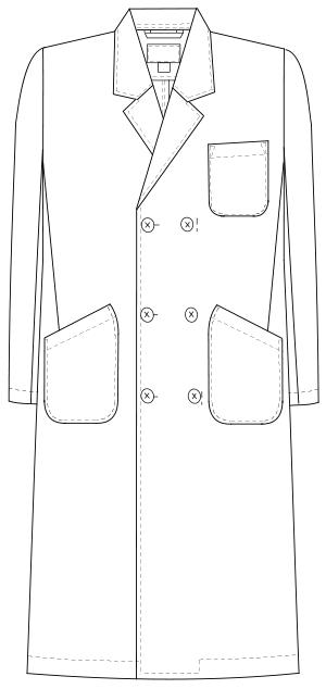 HK-10 フロントスタイルイラスト