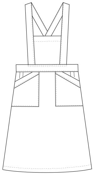 HK-138 フロントスタイルイラスト