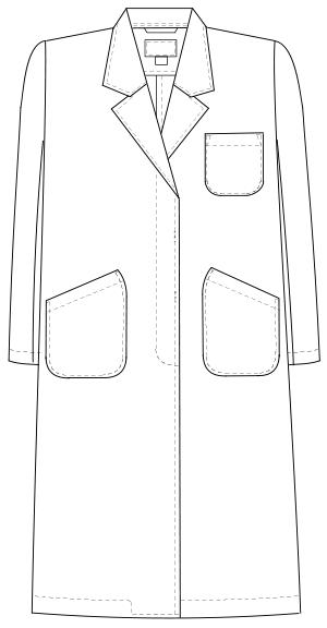HK-13 フロントスタイルイラスト