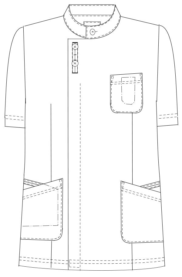 HO-1637 フロントスタイルイラスト