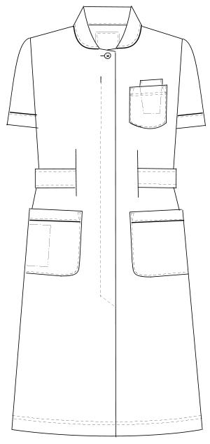 HO-1687 フロントスタイルイラスト