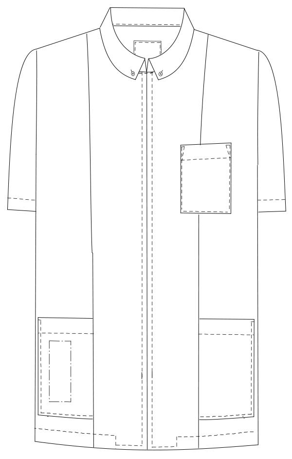 HO-1957 フロントスタイルイラスト