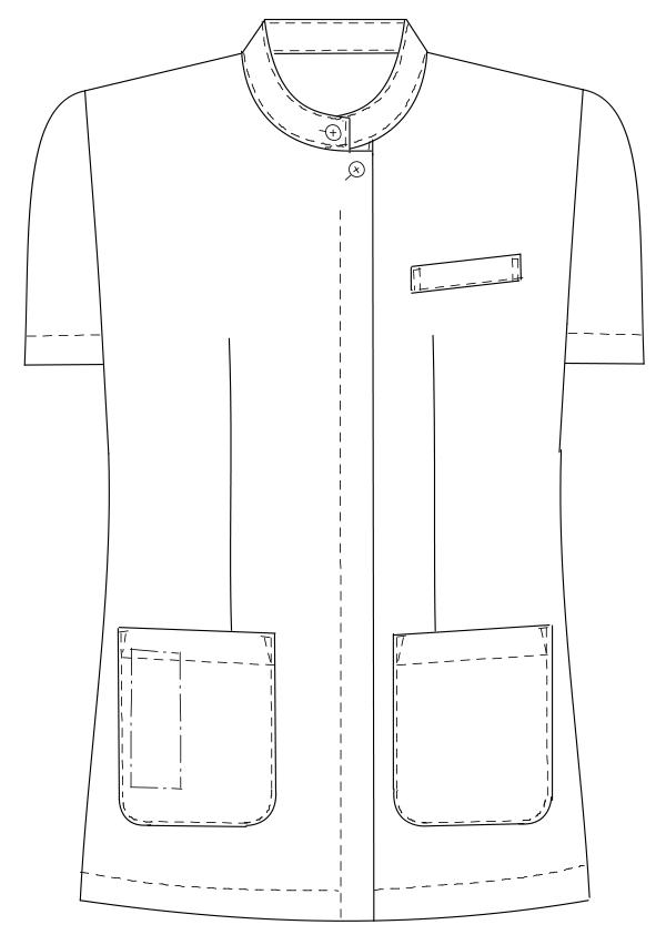 HO-1982 フロントスタイルイラスト