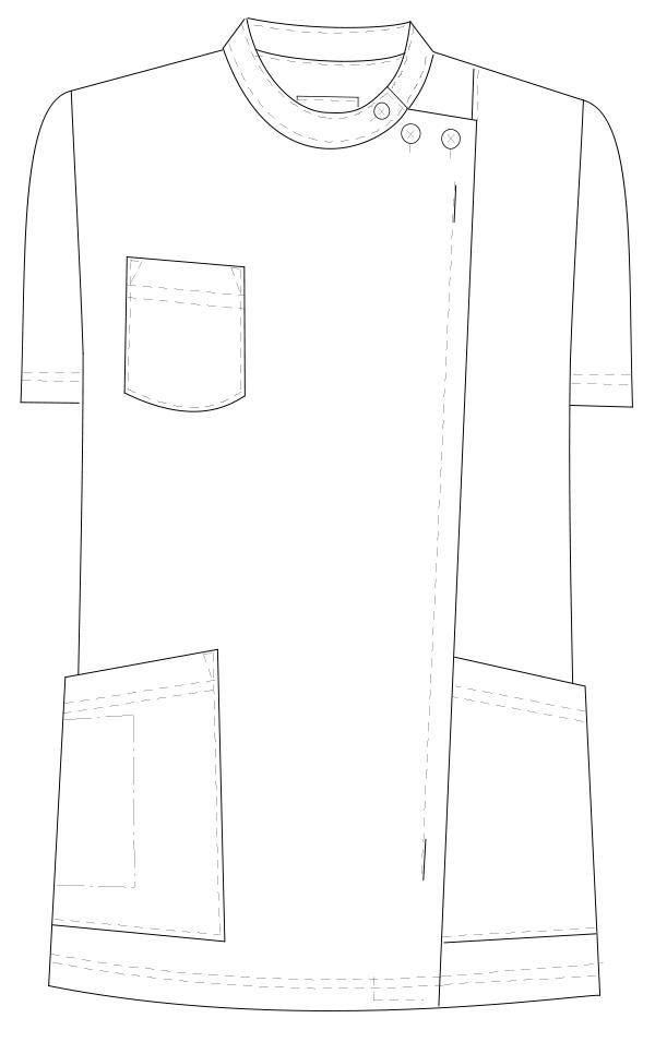 HO-4972 フロントスタイルイラスト