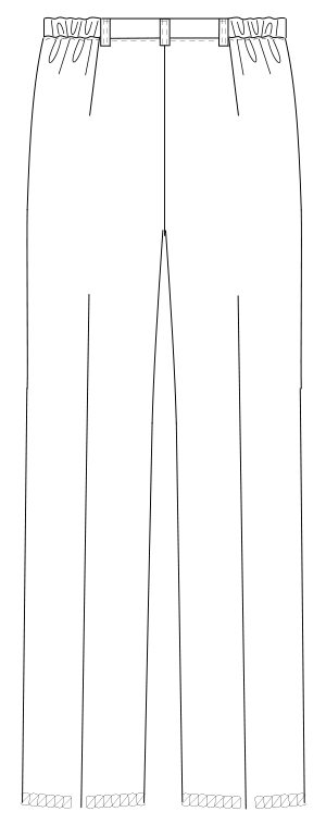 HOS-4903 バックスタイルイラスト