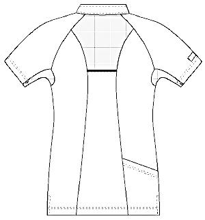 HOS-5357 バックスタイルイラスト