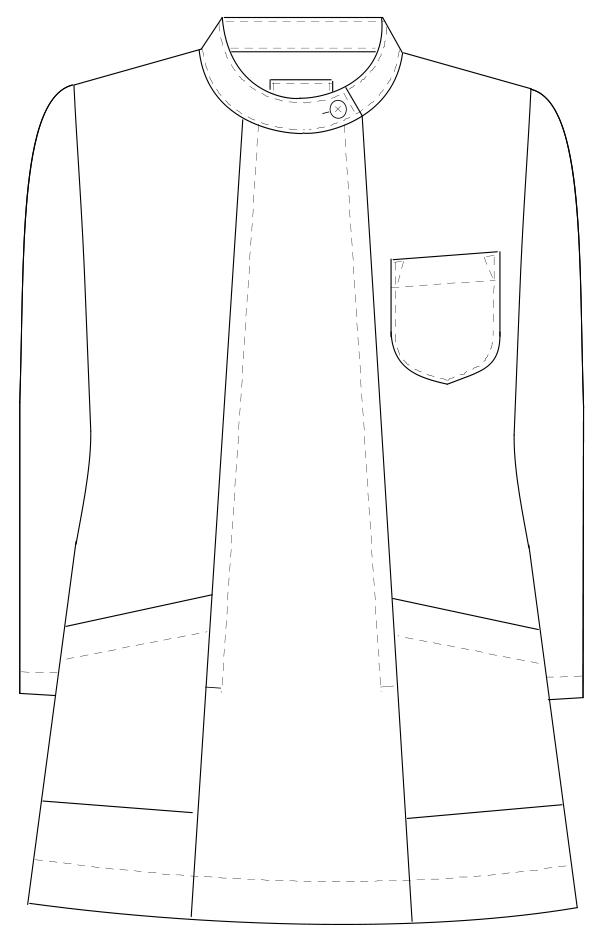 HS-951 フロントスタイルイラスト