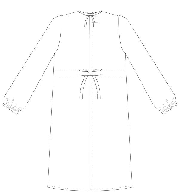 IG-5010 バックスタイルイラスト