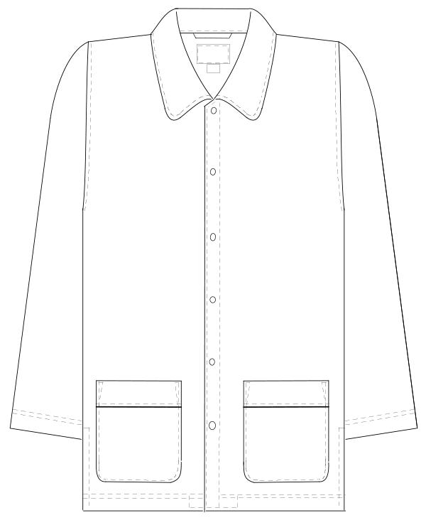 JK-1416 フロントスタイルイラスト