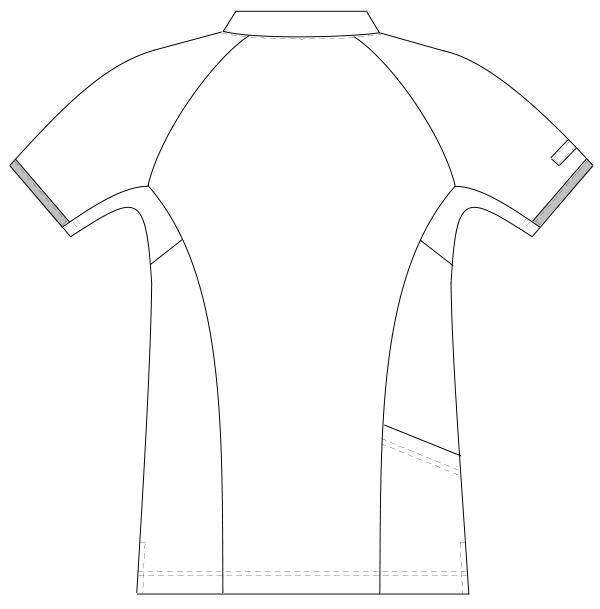 JM-3107 バックスタイルイラスト