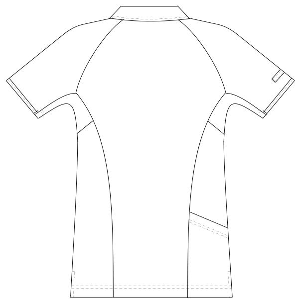 JM-3142 バックスタイルイラスト