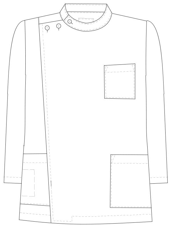 KES-5165 フロントスタイルイラスト