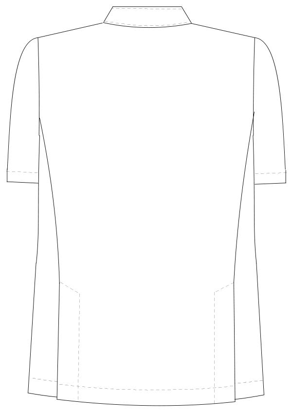 KES-5167 バックスタイルイラスト