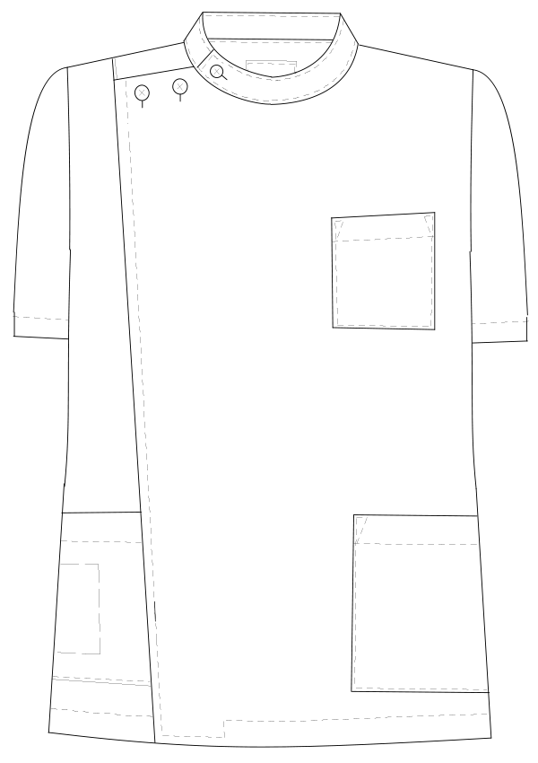 KES-5167 フロントスタイルイラスト