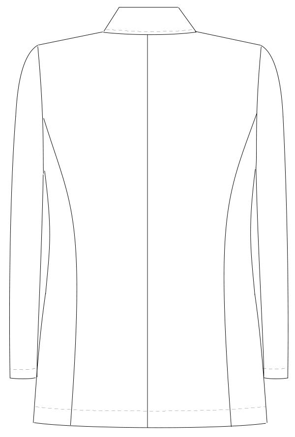 KES-5170 バックスタイルイラスト