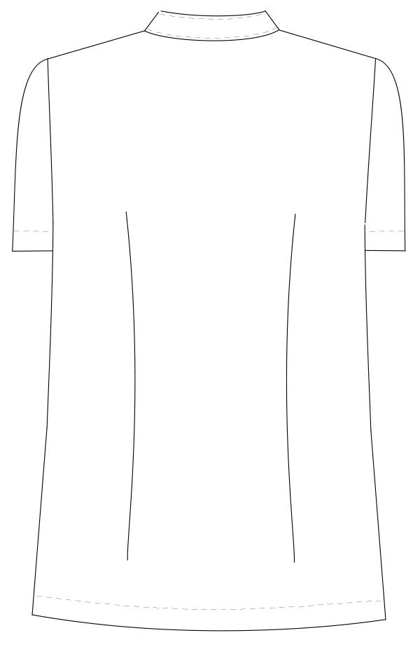 KES-5172 バックスタイルイラスト