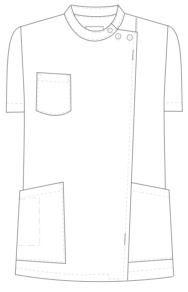 KES-5172 フロントスタイルイラスト