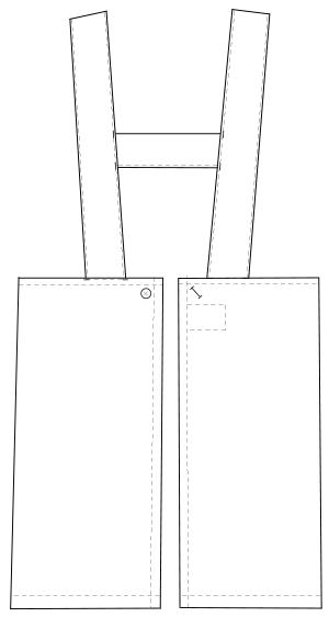 KEX-1155 バックスタイルイラスト