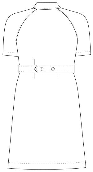 KEX-1157 バックスタイルイラスト