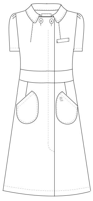 KM-2157 フロントスタイルイラスト