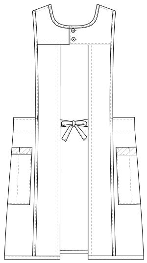 LBE-4320 バックスタイルイラスト