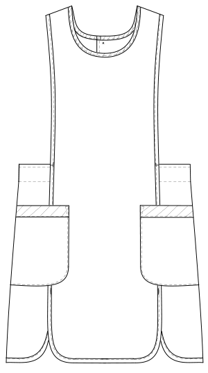 LBE-4320 フロントスタイルイラスト