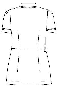 LBP-4322 バックスタイルイラスト