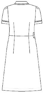 LBP-4327 バックスタイルイラスト