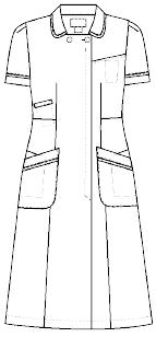 LBP-4327 フロントスタイルイラスト