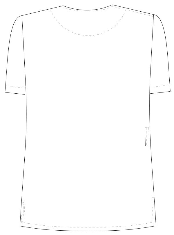 LBS-4337 バックスタイルイラスト