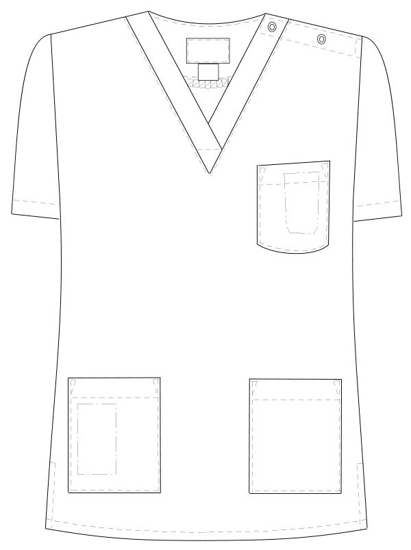 LBS-4337 フロントスタイルイラスト