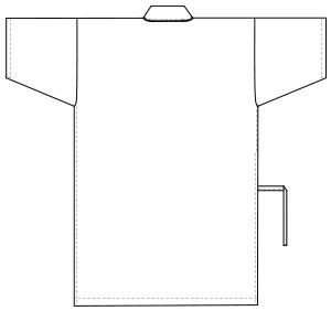 LG-1471 バックスタイルイラスト