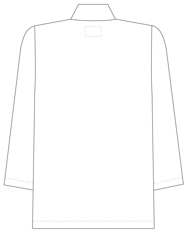 LG-1476 バックスタイルイラスト
