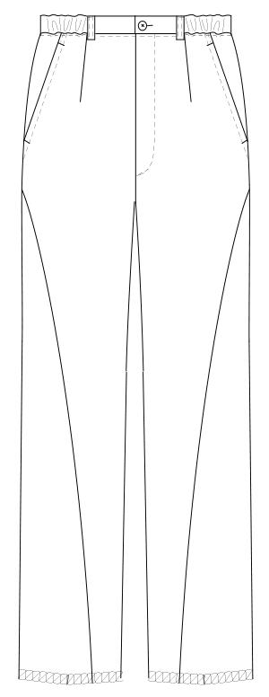 LH-6203 フロントスタイルイラスト