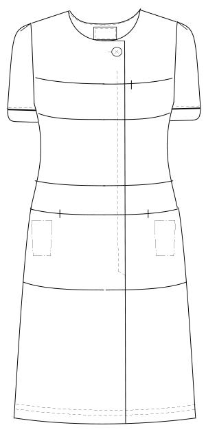 LH-6207 フロントスタイルイラスト