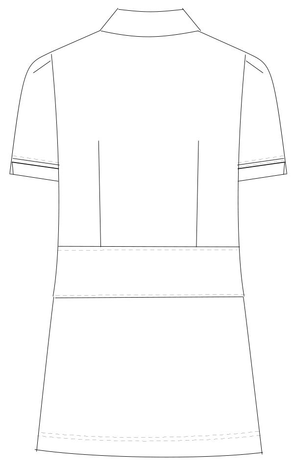 LH-6212 バックスタイルイラスト