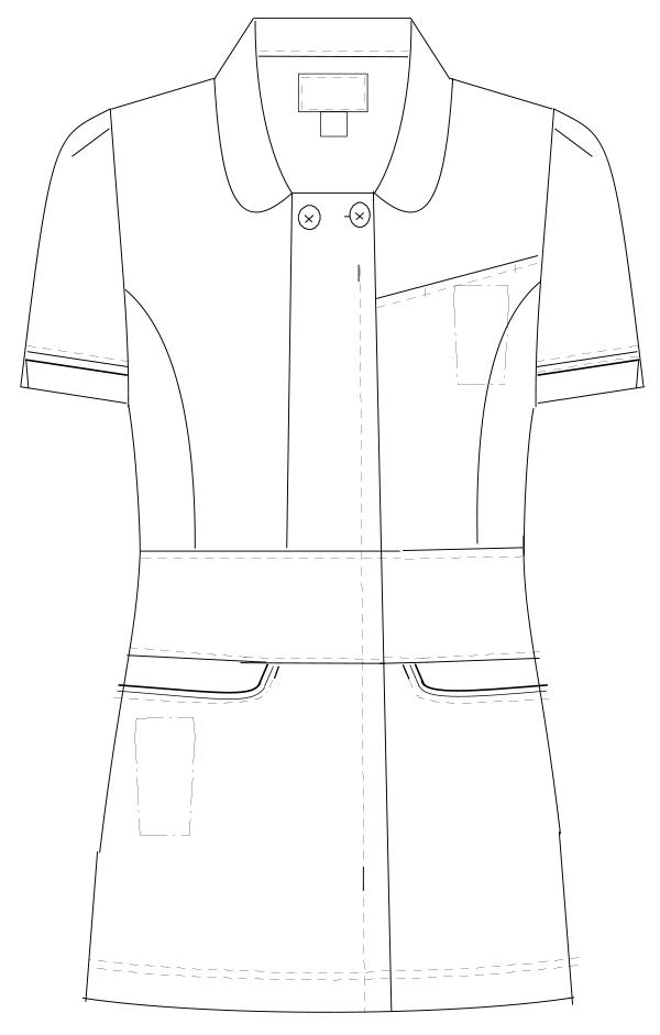 LH-6212 フロントスタイルイラスト