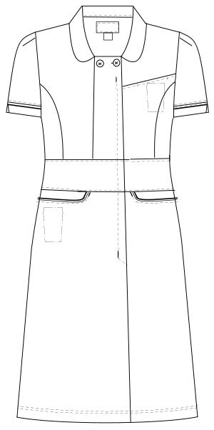 LH-6217 フロントスタイルイラスト