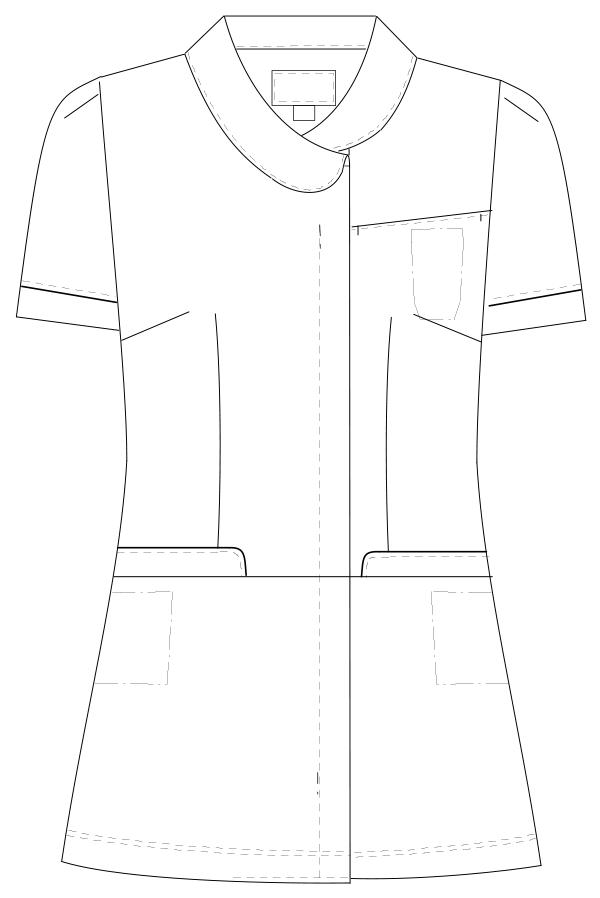 LH-6222 フロントスタイルイラスト