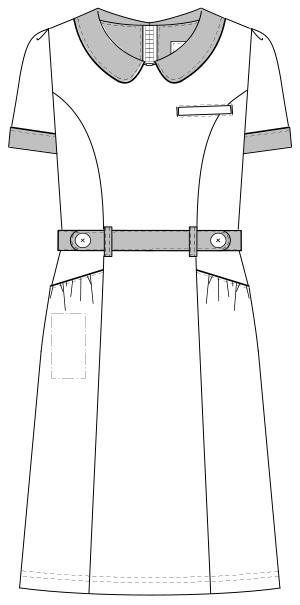 LH-6237 フロントスタイルイラスト