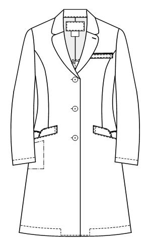 LH-6260 フロントスタイルイラスト