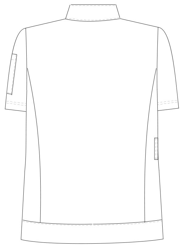 LH-6262 バックスタイルイラスト