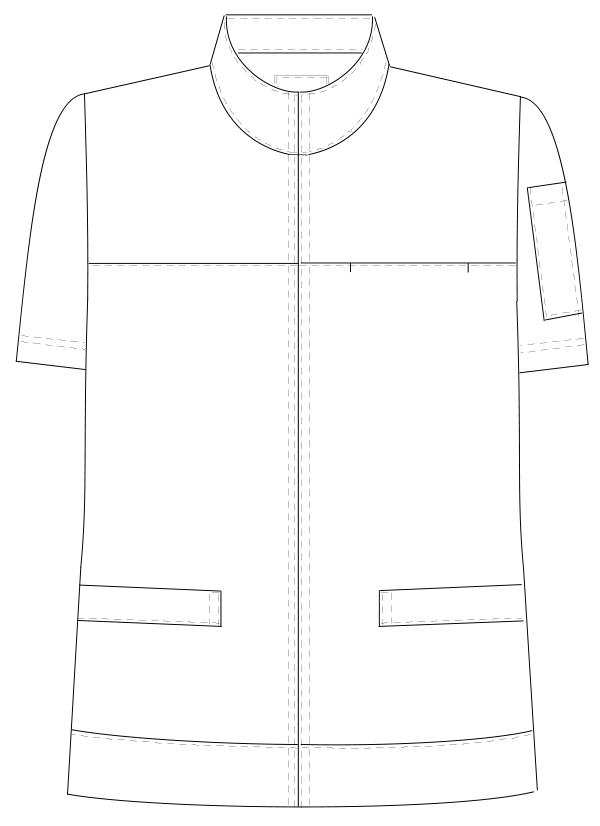 LH-6262 フロントスタイルイラスト