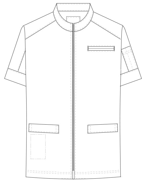 LH-6267 フロントスタイルイラスト