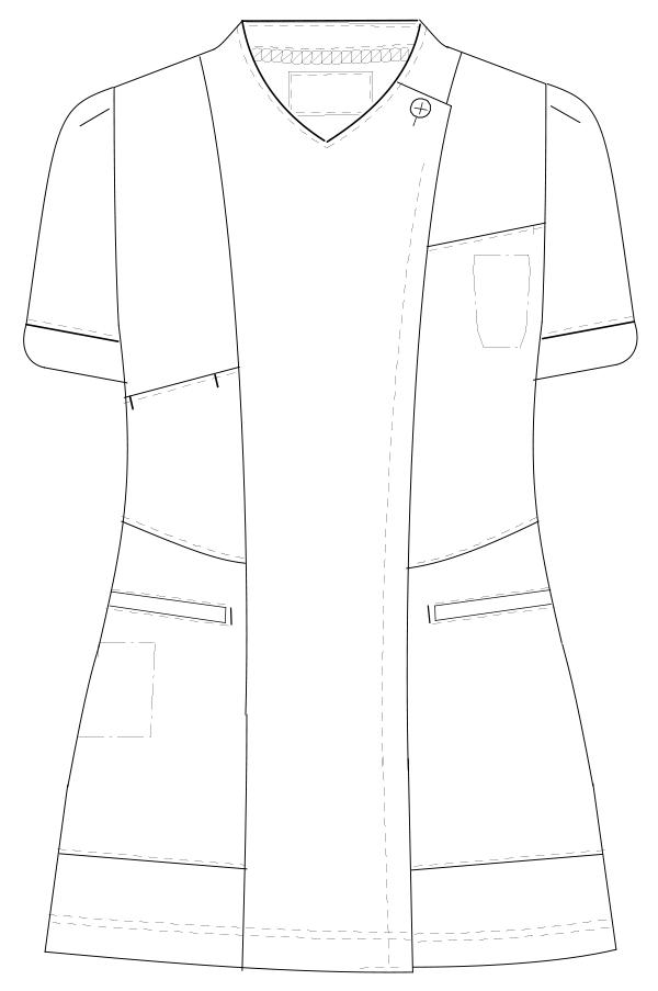 LH-6272 フロントスタイルイラスト