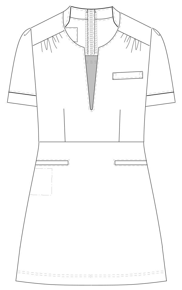 LH-6292 フロントスタイルイラスト