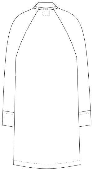 LK-1430 バックスタイルイラスト