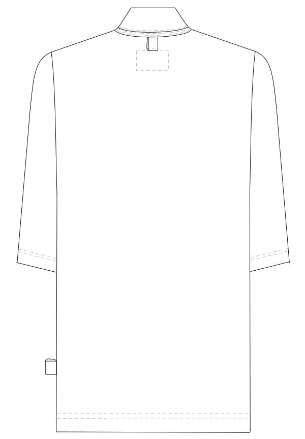LK-1431 バックスタイルイラスト